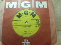 """Sandy Posey – Single Girl 1966 7"""" MGM MGM 1330"""