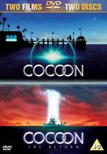 Cocoon 1 + 2 The Return DVD New Region 2