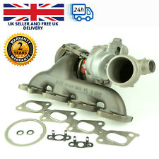 Turbocharger for Vauxhall Astra, Meriva, Mocca, Zafira, 1.4, 140 BHP, No. 781504