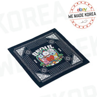 BT21 Character City Edition Seoul Bandana Official K-POP Authentic Goods
