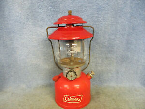 COLEMAN MODEL 200A LANTERN DATED 5-79
