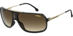 NEW Carrera CA Cool65 Sunglasses 0807 Black 100% AUTHENTIC