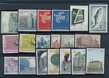 [8478] Luxembourg good lot very fine MNH stamps