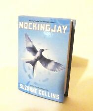 """Suzanne Collins' """"Mockingjay"""" faux mini book for Tonner, 16"""" dolls"""
