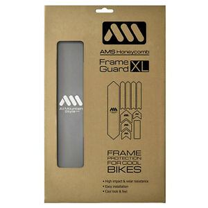 AMS Honeycomb Frame Guard XL Frame Protection  for All Bicycles / Bikes