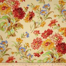 Fat Quarter Kaffe Fassett Anne Marie Gold - Rowan Cotton Quilting Fabrics