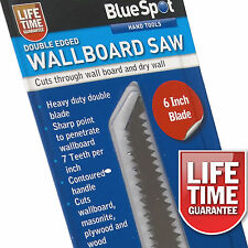 Double Edged Wallboard Saw. Dry Wall Plasterboard Jab Padsaw. Lifetime Guarantee