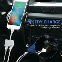 Adattatore per iPhone 7 8 X iPad Jack Cuffie Cavetto Aux Audio e Caricabatterie