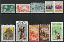 VIET NAM Interesting Mint and Used Issues Selection (Jul 066)
