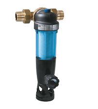 """SYR Filterarmatur DUO DFR DN 25/1"""", Wasserfilter, Rückspülfilter, Enthärtung"""