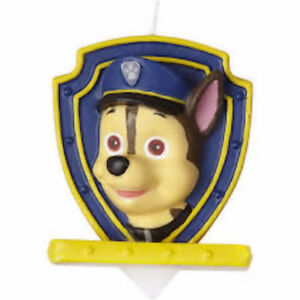 Paw Patrol Candle from Wilton 7900