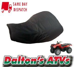 TAILORED ATV QUAD WATERPROOF CORDURA SEAT COVER HONDA TRX 420 2007-2013