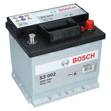 Bosch 12V 45Ah 400A EN S3 002 Autobatterie Starterbatterie PKW Batterie NEU