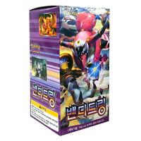 """Pokemon Card Game XY """"Bandit Ring"""" Booster Box (30Pack) / Korean Version"""