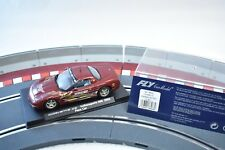 88068 Volant Voiture Miniature 1/32 Circuit Routier Électrique Chevy Corvette