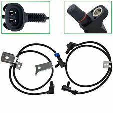 Front Left & Right ABS Wheel Speed Sensor for Chevrolet Express 1500 GMC Savana