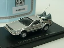 NPE DeLorean ZEITMASCHINE Wetterexperiment - 88004 - 1:87