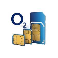 PAYG O2 MULTI SIM CARD FOR SAMSUNG GALAXY NOTE 3 N9000/N9005 - SAME DAY POST