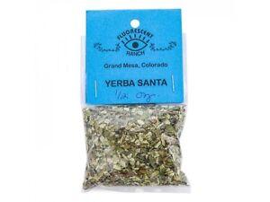 Yerba Santa Protective Herb - Wards off Negativity & Boosts Spiritual Strength