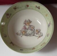 Royal Doulton WEDGWOOD Beatrix Potter Peter Rabbit Benjamin cup Birthday Brambly