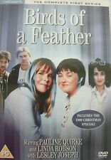 Birds Of A Feather - Series 1 - Complete (DVD) .. FREE UK P+P ..................