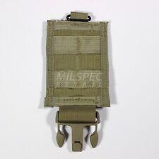 Eagle Industries Sub Belt Holster Adapter MOLLE SFLCS MJK Khaki DEVGRU SEALs