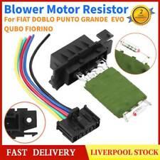HI-Q UK STOCK 1Pcs Heater Blower Motor Fan Resistor For Fiat Punto Fiorino