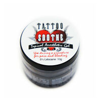 Tattoo Soothe Anesthetic Pain Numbing Cream or Gel 1oz 8g 10g 15g U PICK