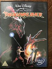 DRAGONSLAYER ~ 1981 Walt Disney Family Fantasy Film | UK DVD