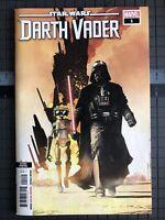 Star Wars: Darth Vader #1 (Marvel, 2020) 2nd Print - 1st Cover App Of ZED-6-7!