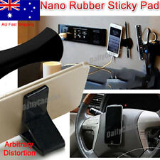 Anti-Slip Nano Rubber Sticky Pad Mat Gel Dash Car Mount Holder Stand for Phone