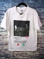 International Archives Spaceman T-shirt men's size large Free Shipping Look👀🔥