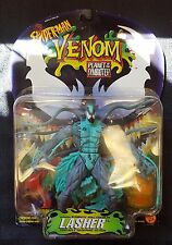 "Spider-Man, Venom - Planet of the Symbiotes: ""Lasher"" (ToyBiz, 1996) Sealed"