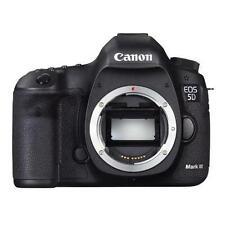 Canon EOS 5D Mark III 22.3MP Digital SLR Camera - Black (Body Only) (UK Model)