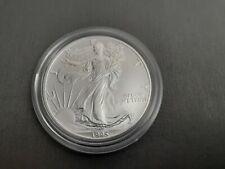 1995 PROOF AMERICAN EAGLE .999 1 OZ FINE $1 SILVER ROUND COIN #K8