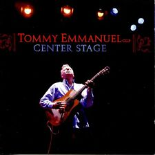 Center Stage bvy Tommy Emmanuel C.G.P (CD, 2008, ABC Music)