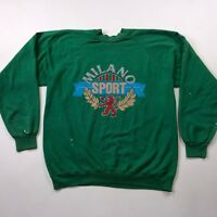 Rare Vintage OCEAN PACIFIC Sport Athletic Department Spell Out Sweatshirt 90s