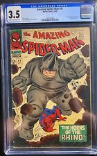 Amazing Spider-Man 41 CGC 3.5