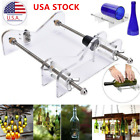 Glass Bottle Cutter Beer Wine Jar DIY Cutting Machine Craft Recycle Tools Kit US
