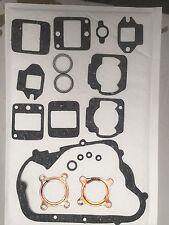 YAMAHA AS3 YAS3  RD125 Twins (69-75) FULL ENGINE GASKET SET KIT Made in Japan