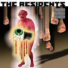 THE RESIDENTS New Sealed DEMONS DANCE ALONE CD