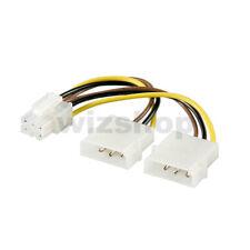 Cavo adattatore di alimentazione per Scheda Video da Molex a PCI-Express 6 pin