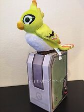 Blizzcon 2016 Overwatch Ganymede Plush Birdy Feet Clips + Bastion Box Blizzard