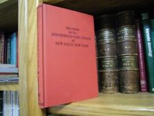 Records of The Reformed Dutch Church of New Paltz New York Genealogy