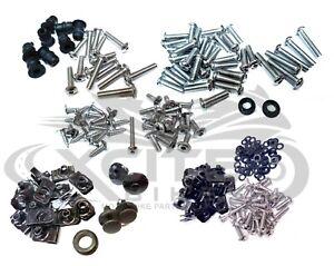 Fairing bolt kit BMW S1000RR / HP4 2009 2010 2011 2012 2013 2014  #BT601#
