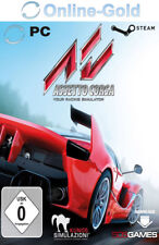 Assetto Corsa Key - Steam Download Code - PC Game Neu Rennspiele - EU