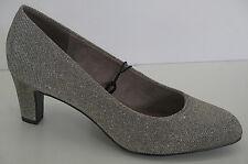 Tamaris  Schuhe Damen Schuhe Pumps, Platinum Glam, Gr.37-41, 1-22418-21 ++NEU+++
