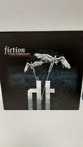 Dark Tranquillity  Fiction Expanded Red Vinyl Lp Think Fast Records 2016 TF060LP