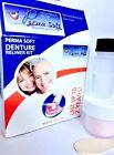 Perma Soft Denture Reliner Kit --1 Kit -Reline for UPPER or LOWER Denture