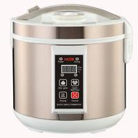 5L Automatic Black Garlic Fermenter,Easy Cleaning,Smart Fresh Garlic Cooker